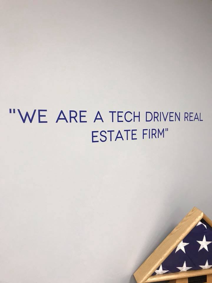 We Are A Tech Driven Real Estate Firm