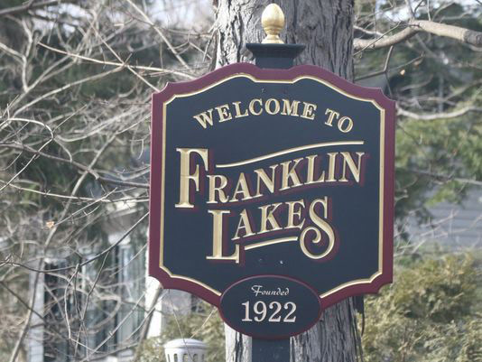 Living in Franklin Lakes New Jersey